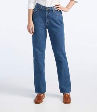 L.L. Bean L.L.Bean Double L Jeans, Relaxed Fit