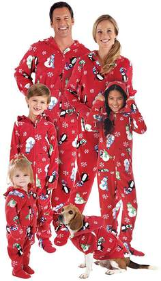 Shukqueen Christmas Family Matching Pajamas for Mom Dad One Piece Sleepwear Nightwear