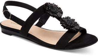 Charter Club Zoeyy Flat Sandals, Created for Macy's