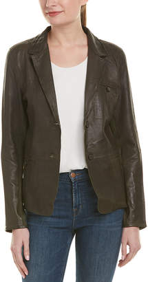 Jakett Cara Leather Jacket