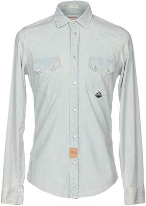 Roy Rogers ROŸ ROGER'S Denim shirts - Item 42681463UP