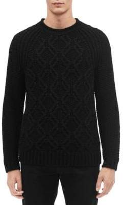 Calvin Klein Wool Blend Pullover