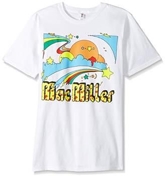 FEA Men's Mac Miller Star & Sun Logo Soft T-Shirt