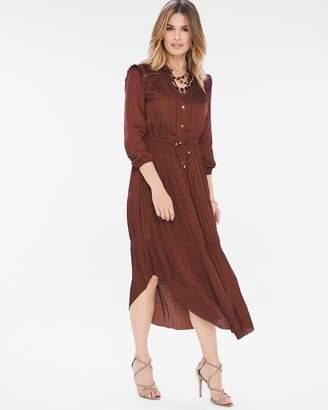 Peasant Detail Dress