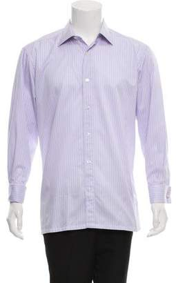 Charvet Striped French Cuff Shirt