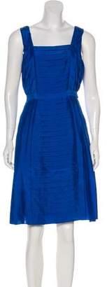 Proenza Schouler Pleated Knee-Length Dress