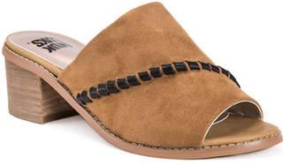 Muk Luks Blanche Slip On Sandal