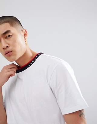 Diamond Supply Co. Fordham t-shirt in white