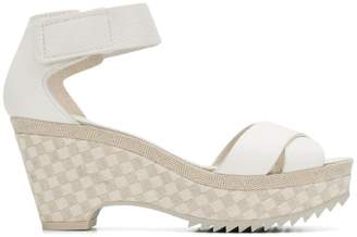 Pedro Garcia Fenna wedge sandals