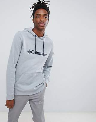 Columbia CSC Basic Logo II Hoodie in Gray
