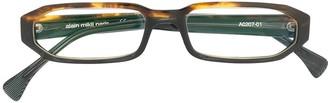 Alain Mikli rectangular frame glasses