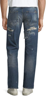 PRPS Deimos Destroyed Patch Jeans