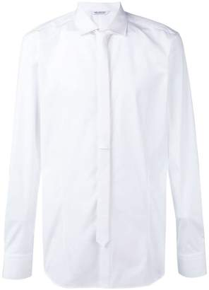 Neil Barrett shirt with tie