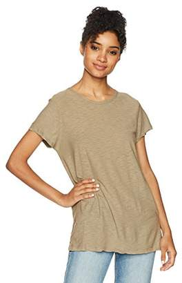 Comune Michelle By Women's Malibu Short Sleeve Tee Shirt