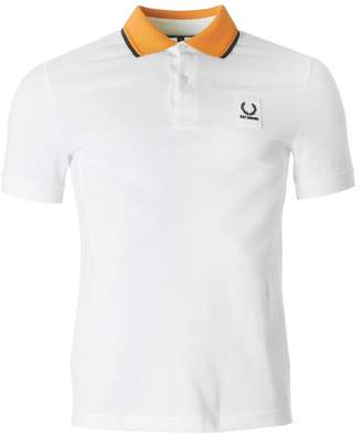 Raf Simons Fred Perry Contrast Collar Pique Polo