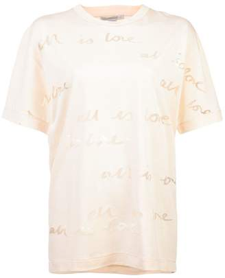 Stella McCartney crew neck T-shirt