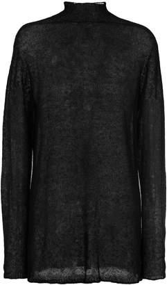 Rick Owens fine knit sweater