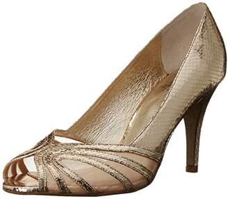 Adrianna Papell Women's Fergie Peep Toe Pump