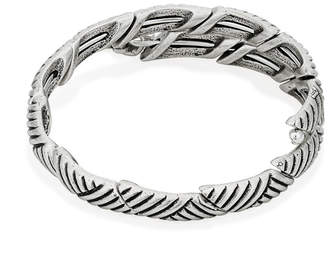 Alex and Ani Silver Wrap Bracelet