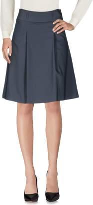 Brebis Noir Knee length skirts - Item 35345348