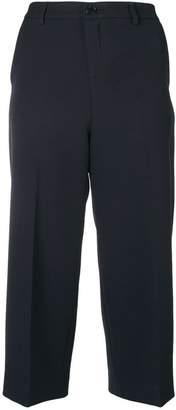 Liu Jo cropped high waisted trousers