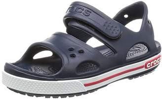 Crocs (クロックス) - [クロックス] サンダル クロックバンドTM 2.0 サンダル PS キッズ 14854 navy/white C5(13 cm)