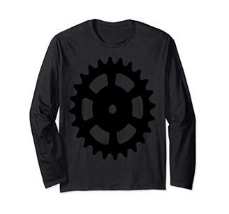 Cog And Roll Long-Sleeve-Tee For Gift