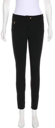 Tory Burch High-Rise Skinny Pants