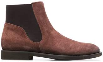 Cenere Gb two tone ankle boots