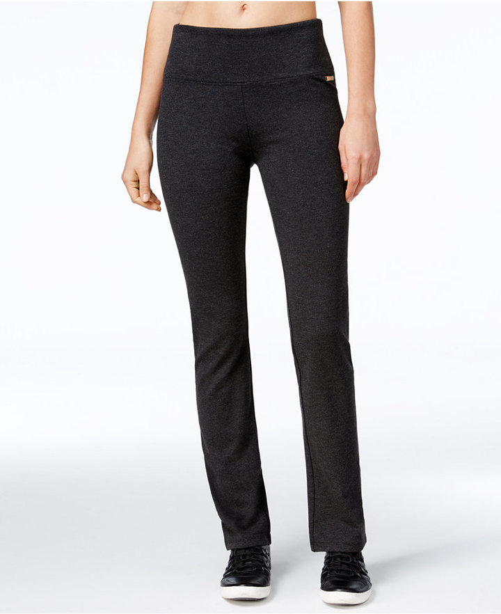 Calvin Klein Performance Straight-Leg Compression Leggings