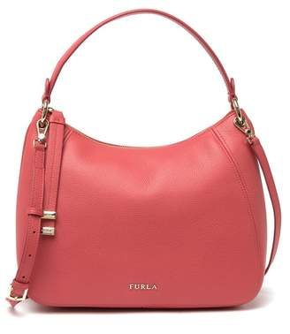 Furla Sienna Leather Hobo Bag