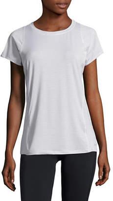 Calvin Klein Striped Performance T-shirt