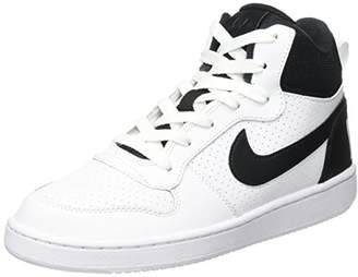 809712b8c8 at Amazon.co.uk · Nike Court Borough Mid (GS), Girls Basketball Shoes,(38.5  EU)