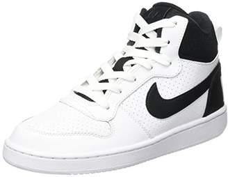 4cd3744032e9 at Amazon.co.uk · Nike Court Borough Mid (GS), Girls Basketball Shoes,(38.5  EU)