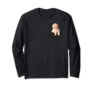 Pocket Lagotti Romagnoli Puppy Long sleeve! Cute Dog Lover