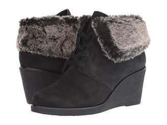 Cole Haan Coralie Wedge Bootie Women's Boots