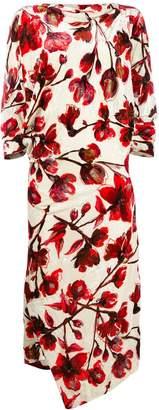 Vivienne Westwood flower print dress