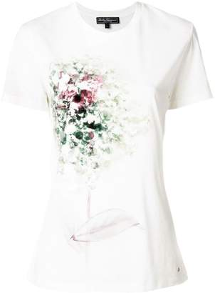 Salvatore Ferragamo paillette T-shirt