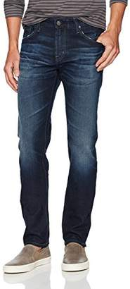 AG Adriano Goldschmied Men's Tellis Modern Slim Fit LED Denim