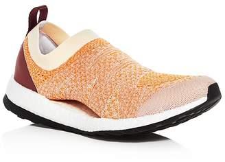 adidas by Stella McCartney Women's Pureboost X Knit Slip-On Sneakers