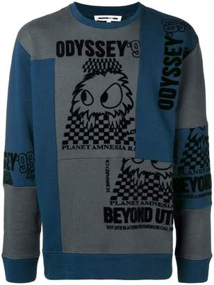 McQ Odyssey sweatshirt