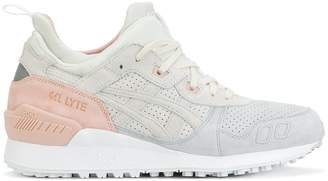 Asics lace up sneakers