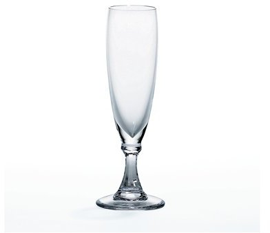 Fluted Champagne Glasses