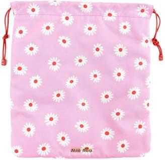 Miu Miu Floral Bucket Bag