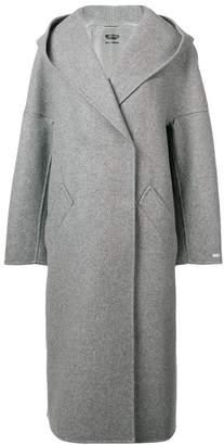 Sportmax longline cocoon coat