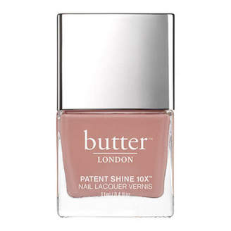 Butter London Patent Shine 10X Nail Polish - Mum's The Word