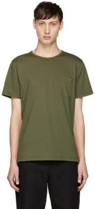 A.P.C. Green Lilo T-Shirt