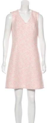 Julie Brown Jacquard Mini Dress w/ Tags