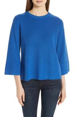 Eileen Fisher Three Quarter Sleeve Sweater