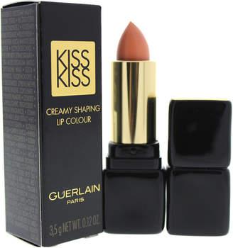 Guerlain Kisskiss Shaping Cream Fall In Nude 0.12 Oz Lipstick